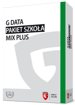 G DATA Szkoła MIX Plus